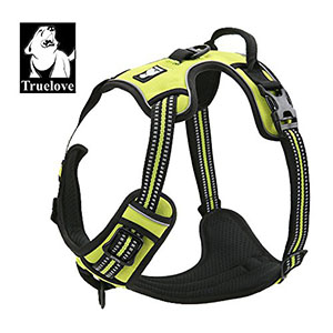 Best Reflective Dog Harness - Reflective Dog Harnesses for Night Play, Walks 3