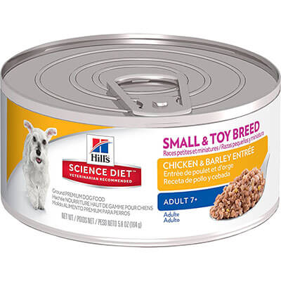 Best Dog Foods for Small Breeds 4