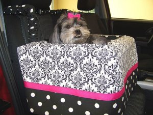 DIY Dog Car Seats - Safe Dogs At A Fraction of The Cost 2